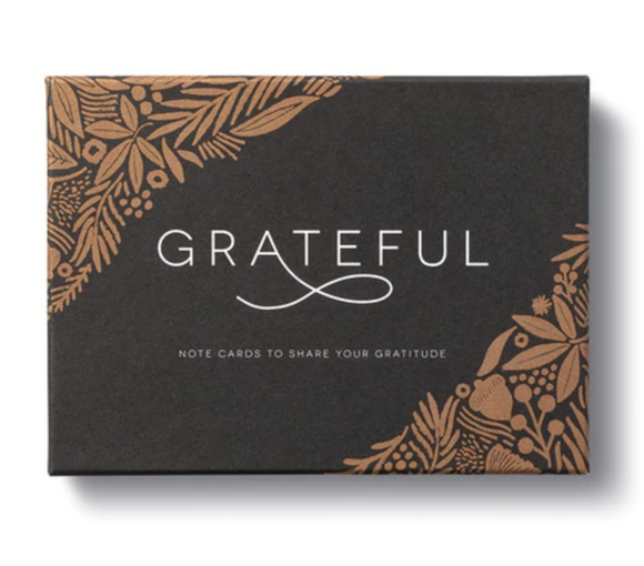 Grateful Card Set