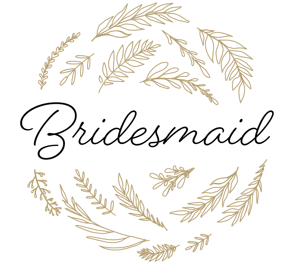 Bridesmaid 4oz Soy Tin Candle