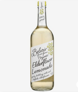 Belvoir Organic Elderflower Lemonade 25.4fl oz