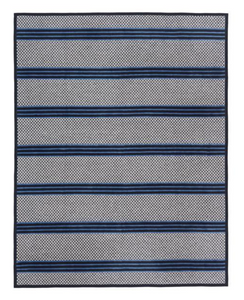 Captain Classic Dark Blue Blanket