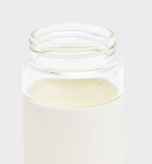 The Porter Wide Mouth Bottle, Cream