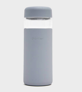 The Porter Wide Mouth Bottle, Slate
