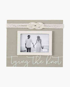 """Tying the Knot"" Frame (4x6)"