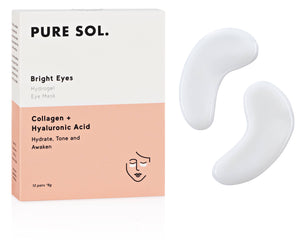 Bright Eyes - Hydrogel Eye Patch Collagen & Hyaluronic Acid
