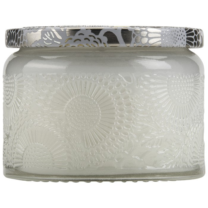 Mokara Small Glass Jar