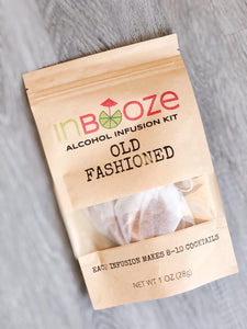 InBooze™ Cocktail Infusion Kits