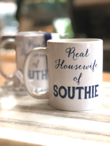 Real Housewives of Southie Mug