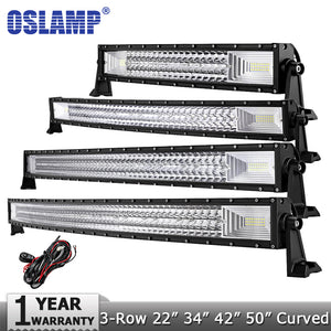 Oslamp LED Lightbars - Various sizes available!