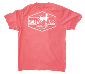 Salty Tails - Original Logo