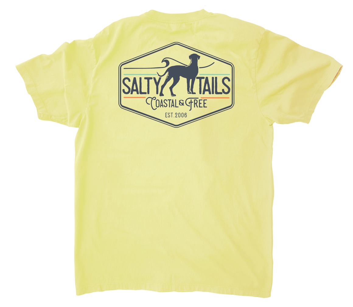 Salty Tails - Simple Surf