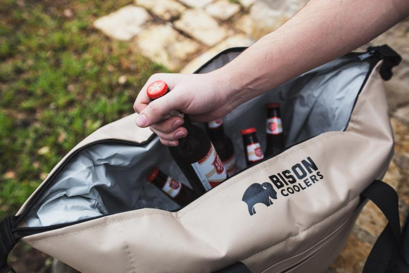 Keeping It Cool With Bison Coolers