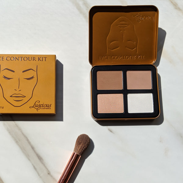 LUSCIOUS COSMETICS FACE CONTOUR KIT
