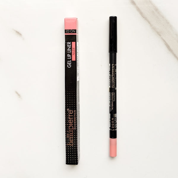 BELLAPIERRE WATERPROOF GEL LIP LINER
