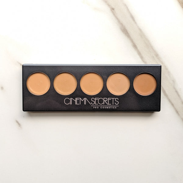 CINEMA SECRETS ULTIMATE FOUNDATION 5-IN-1 PRO PALETTE