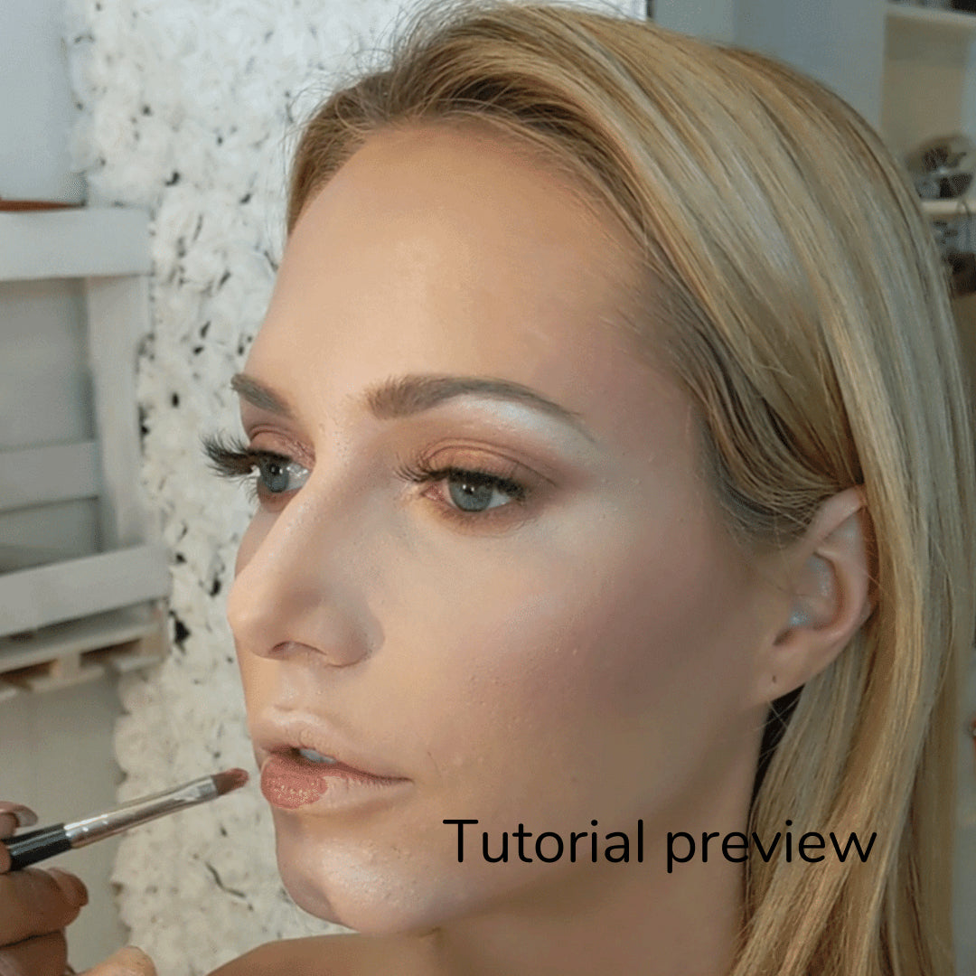 Airbrushed Look