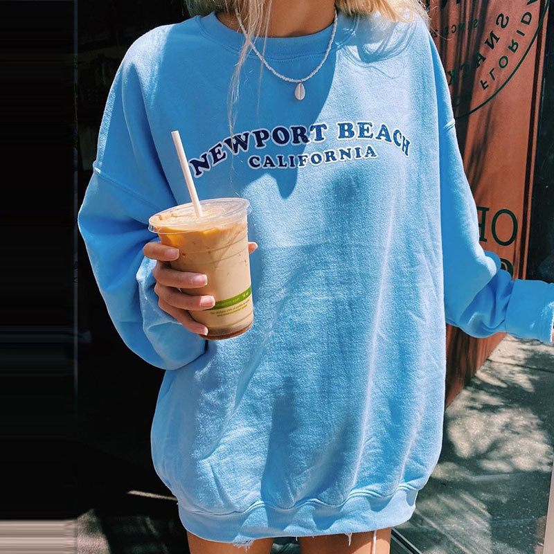 Newport Beach Sweatshirt