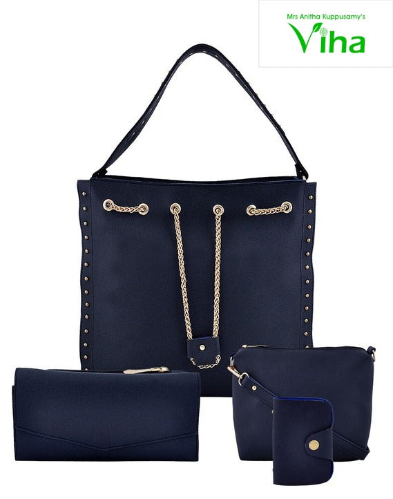 Handbag Combo(4 pieces combo set)
