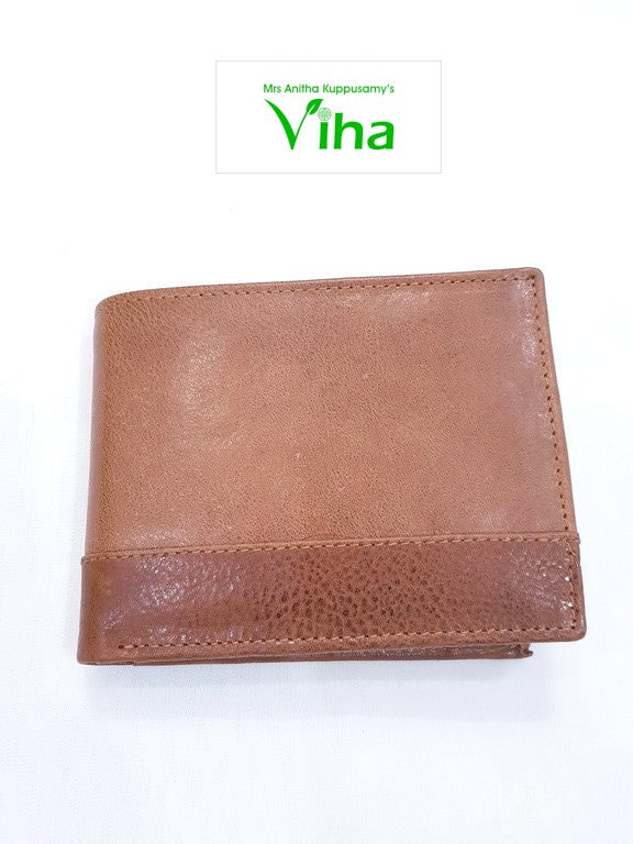 Mens Leather Premium Wallets