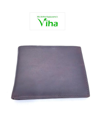 Mens Leather Slim Wallets