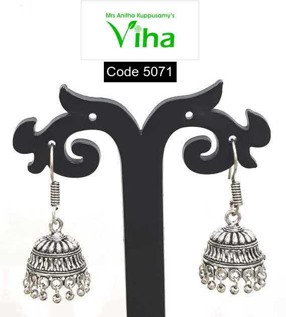 Light Weight Daily Wear Jhumka