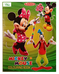COLOURING BOOK FOR CHILDREN ( MICKY MOUSE)