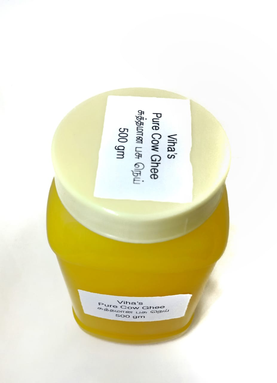 Pure Cow Ghee  - 500 Grams