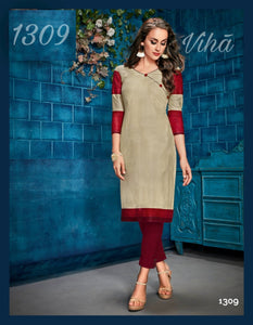 "Cotton Casual kurti ""XL"""