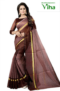 Soft Cotton Saree (inclusive of all taxes)