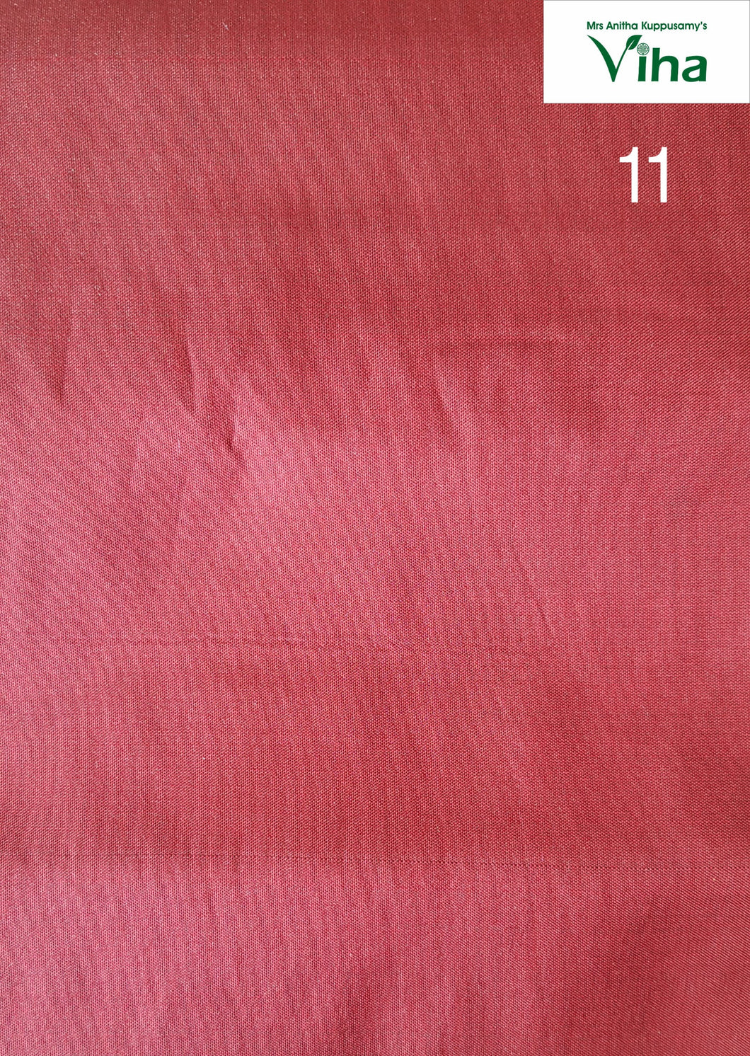 COTTON SILK BLOUSE BIT1 METRE/NO 11