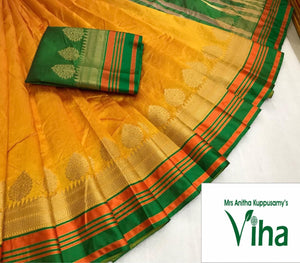 TUSSAR SILK SAREE ( inclusive of all taxes)