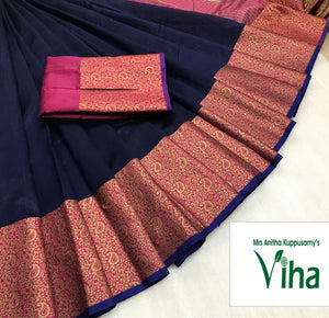 TUSSAR SILK SAREE - including tax