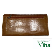 Leather Ladies Clutch
