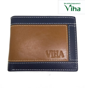 Men's Leather premium wallet