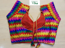 Ready made blouse - multicolour