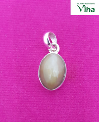 Original Cat's Eye Stone Pendant/ 3.04 grams/ வைடூரியக் கல்