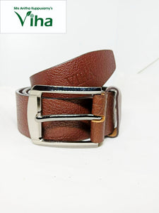 Viha Men's Leather Belt