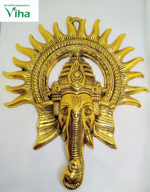 Lord Ganesha Face