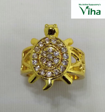 Tortoise ring/Turtle Ring /ஆமை மோதிரம்