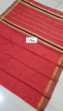 Handloom Pure Cotton Saree(inclusive of all taxes)