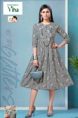 Feeding Kurti Full Stitched XXL (inclusive of all taxes)