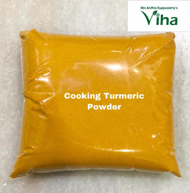 Cooking Turmeric Powder