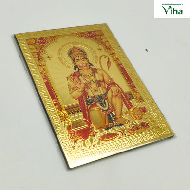 Magnetic Metal Hanuman photo