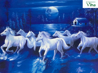 Lucky  Vastu Seven Horses Photo