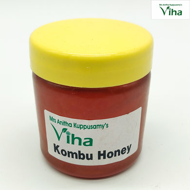Organic Kombu Honey