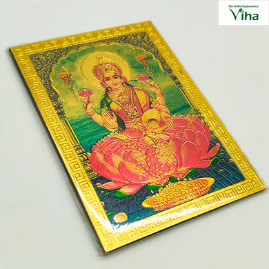 Magnetic Metal Maha Lakshmi photo