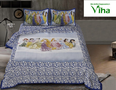 Digital Printed Bedsheets