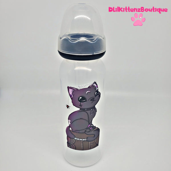 Twin Kitty Adult Baby Bottles