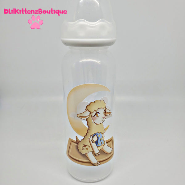 Twin Lamb Adult Baby Bottles