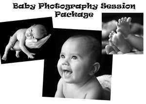 Baby Session Package $250