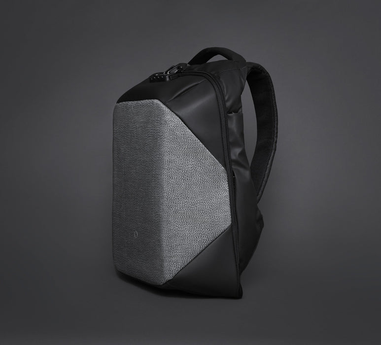 The ClickPack Pro Anti-Theft Backpack Singapore - Backpack ClickPack Pro - Light Grey - the-Expedition.com